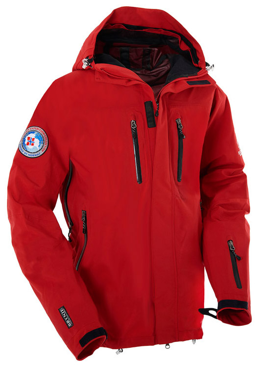 Brynje Polar fleece, Antarctic - 3.vrstva